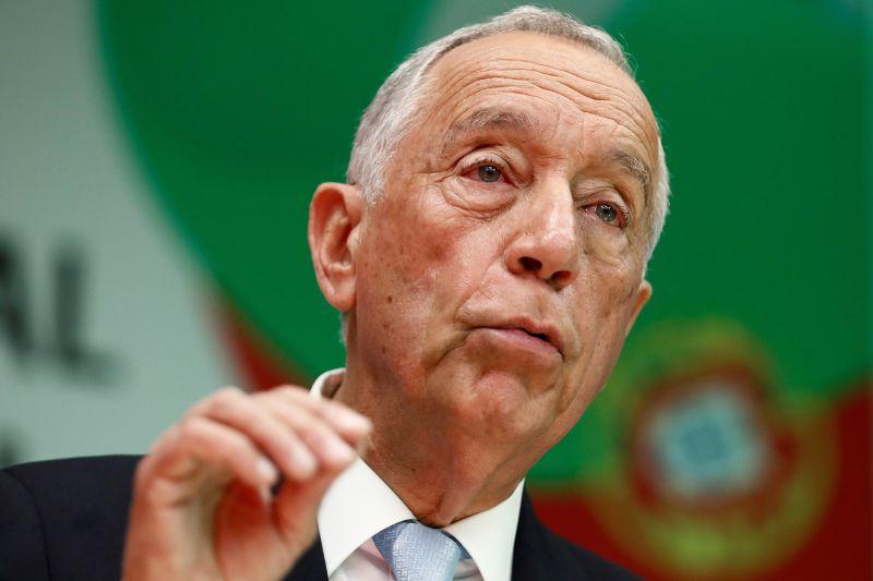 Marcelo defende Lei de Bases da Saúde flexível e equilíbrio entre público e privado