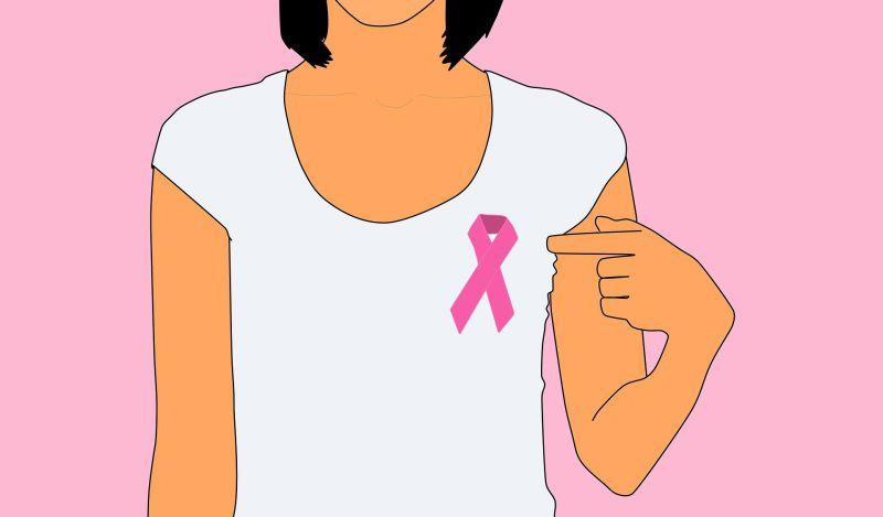O cancro da mama pode reaparecer.